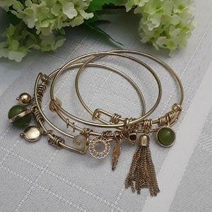 🎈NY&C 3PC Bracelet (green)